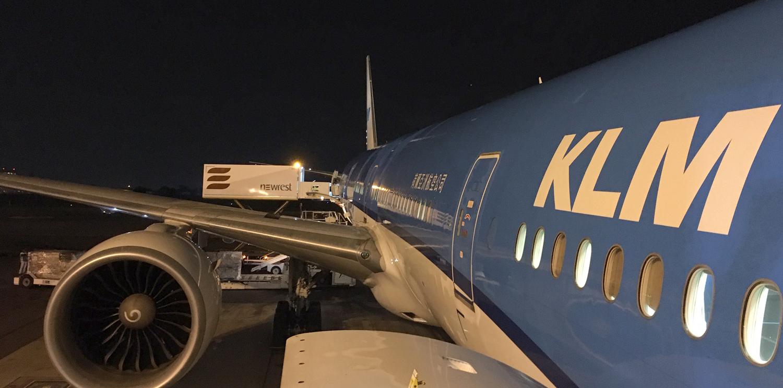Ghana : KLM et Newrest étendent leur partenariat