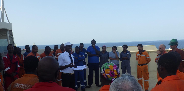 La Journée Mondiale de la Santé mise à l'honneur sur les sites de Newrest Gabon