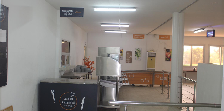 Newrest ouvre son premier restaurant au Sénégal