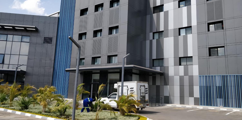 Newrest Zambie a démarré un nouveau contrat avec l'hôpital privé de Lusaka