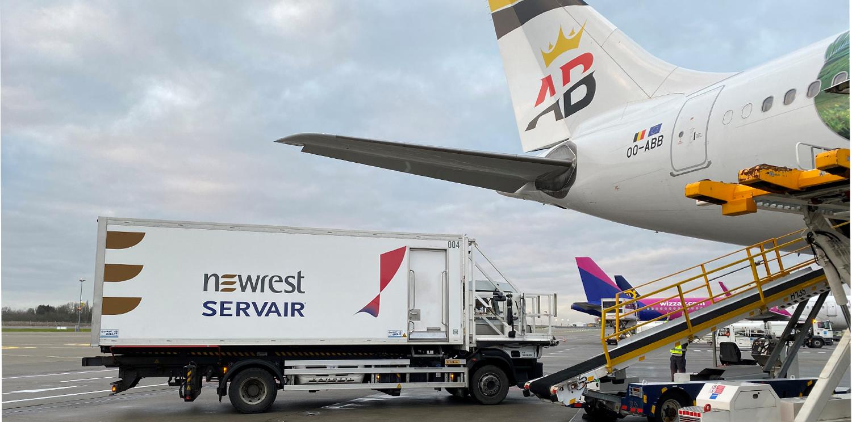 Newrest Belgique sert Air Belgium à destination des Antilles Françaises