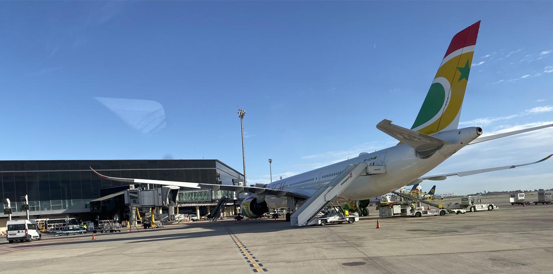 Newrest Espagne démarre ses opérations pour Air Sénégal