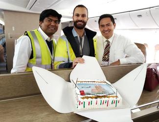 Emirates - Newrest Espagne
