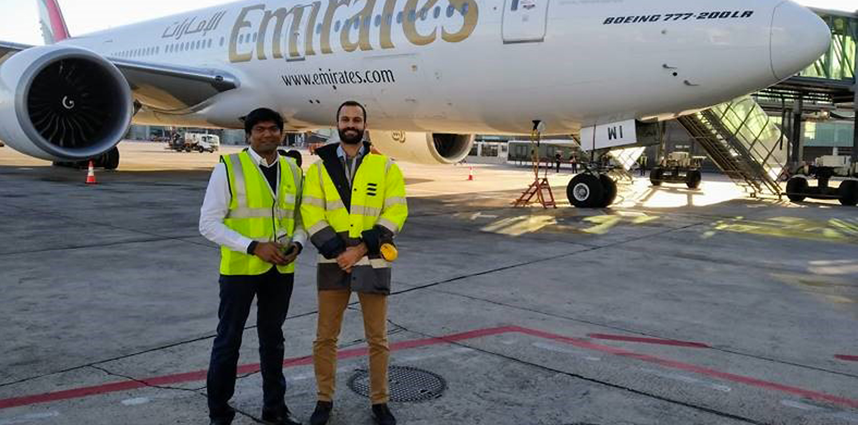 Démarrage des opérations pour Emirates à Barcelone