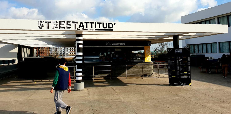 Street Attitud' opened in Morocco!