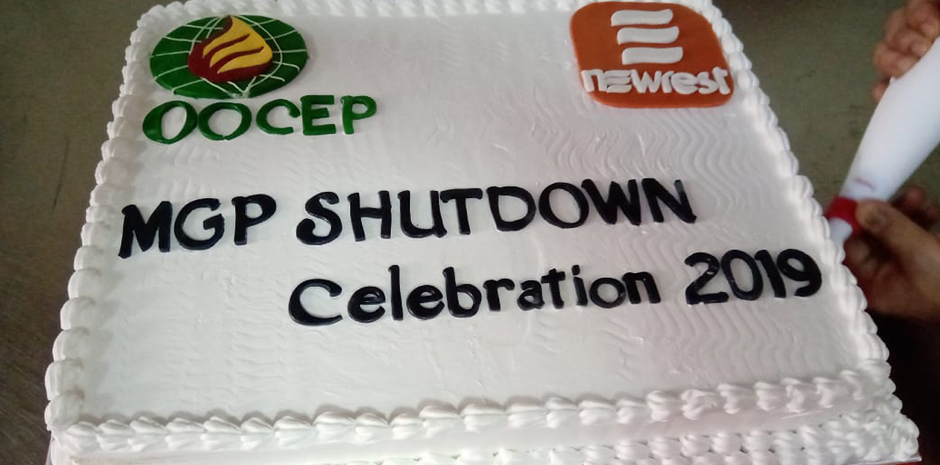 Shutdown of OOCEP: Newrest Wacasco participated in the celebrations