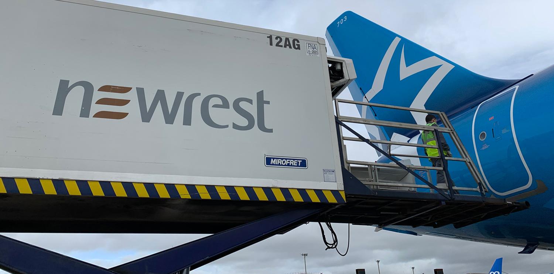 Newrest Espagne démarre ses opérations pour Air Transat