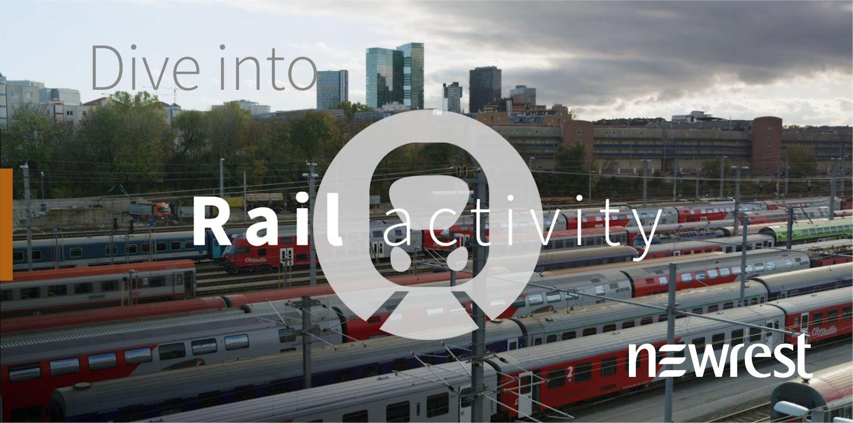 Plongez au cœur des activités de Newrest dans le monde : Le Rail