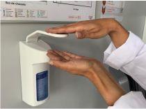 Désinfection des mains