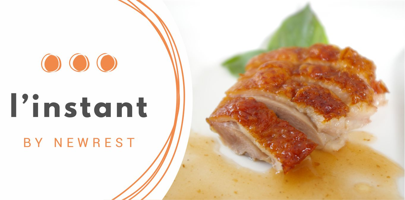 """Newrest France launches its new concept """"L'instant"""""""
