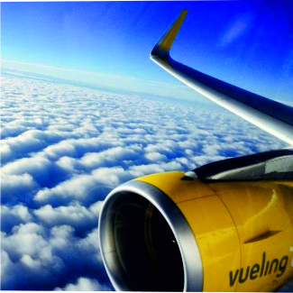 Vueling on air