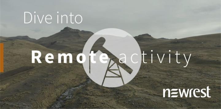 Dive-into-Remote sites