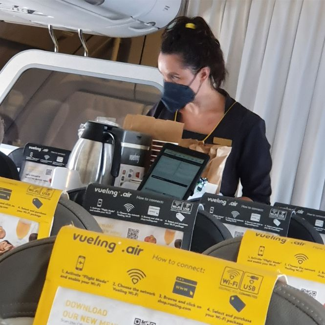 Service a Bord - Vueling
