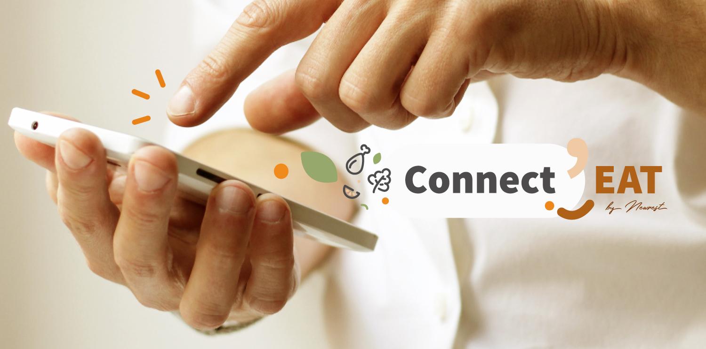 ¡Tu pedido gourmet te espera gracias a nuestra solución Connect'Eat!