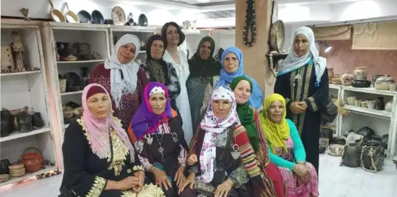 Newrest Túnez se compromete a promover el trabajo y la artesanía de las mujeres