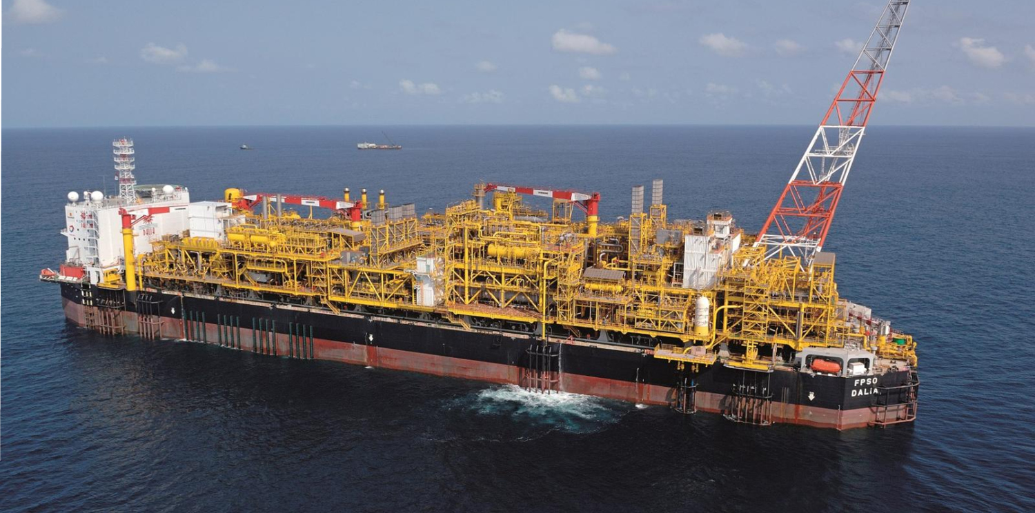 Newrest extends its contract with TOTAL E&P Angola for Dalia & Girassol FPSO