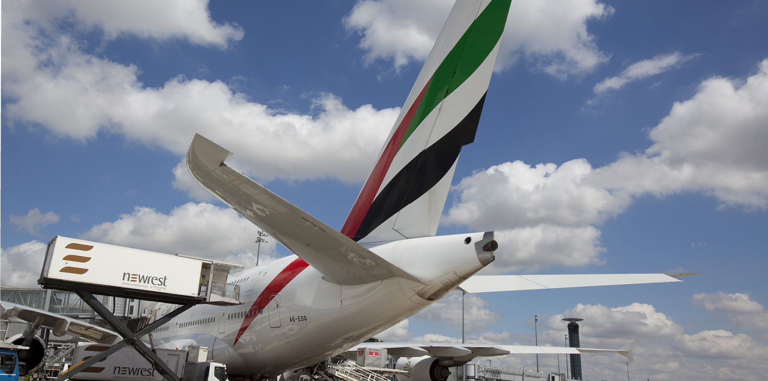 Newrest restarts inflight catering business with Emirates in Europe