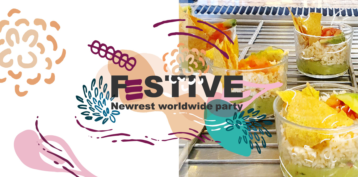 Newrest invites you to discover the Día de Muertos that takes place in Mexico!