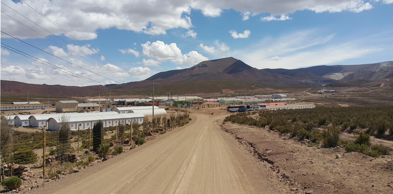 Newrest renueva la gestión de la base de vida Minera San Cristóbal en Bolivia