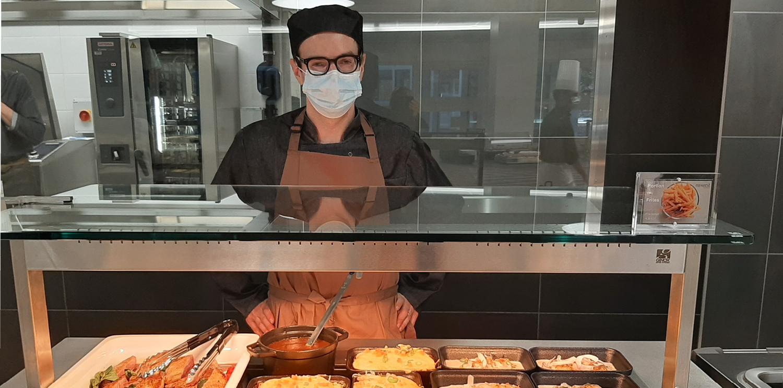 Newrest Suisse ouvre un nouveau restaurant hospitalier à Genève