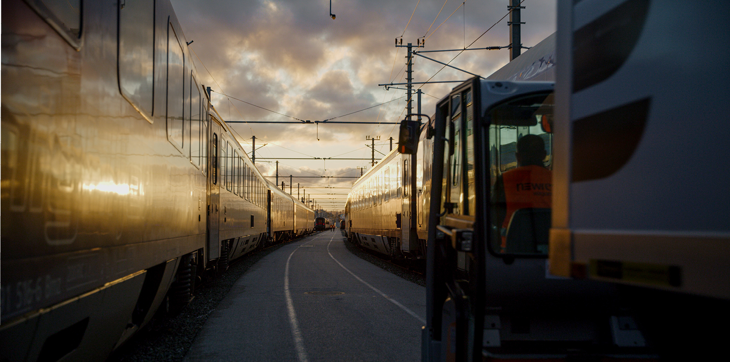 Newrest intends to accompany the mythical trans europ express' revival