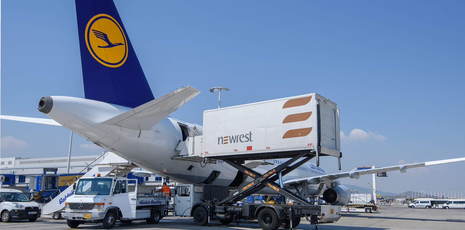 Newrest Nigeria restarts its inflight catering business with Lufthansa