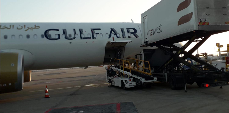 Newrest France renouvelle son partenariat avec la compagnie aérienne Gulf Air
