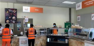 Company catering Qatar Suez