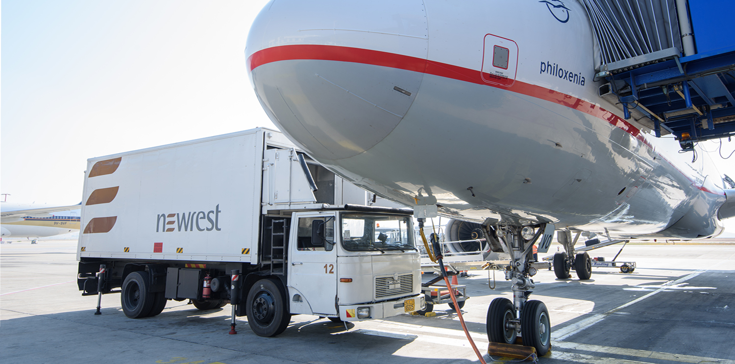 Newrest takes part in setting health and safety guidelines in inflight catering