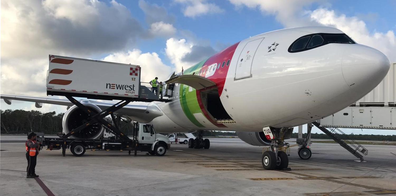 Newrest da un paso más para apoyar al sector aéreo en México