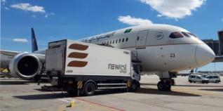 reanudación catering aéreo Saudia
