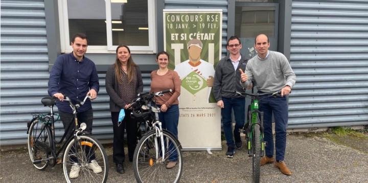 CSR employees contest