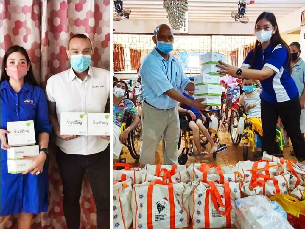 Philippines pandemic test kits