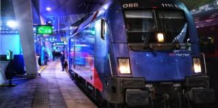 tren nocturno Austria reanudación catering