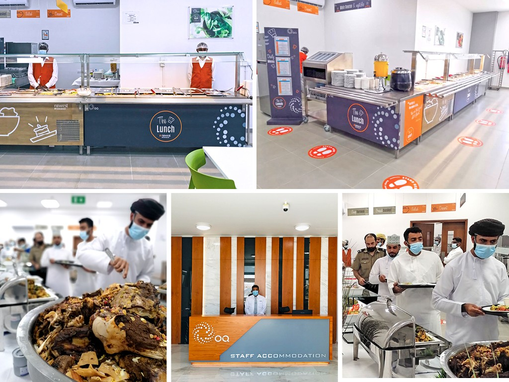 facility management Oman OQ