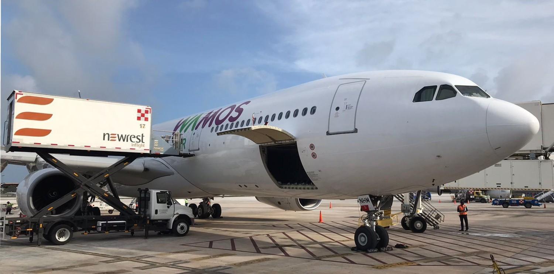 El catering aéreo de Newrest se beneficia del reinicio de las aerolíneas
