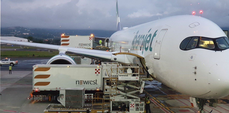 Newrest participa en la reanudación del sector aéreo con 6 aerolíneas