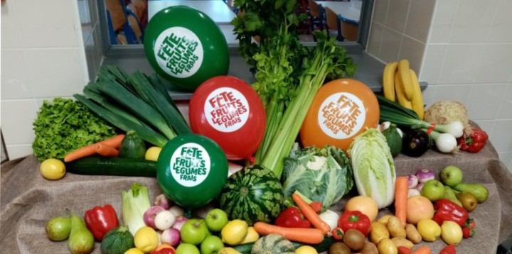 fete fruits legumes