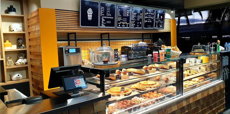 Newrest opens a Columbus Café in Tahiti Faa'a Airport