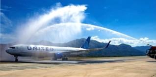 catering aéreo aerolíneas estadounidenses