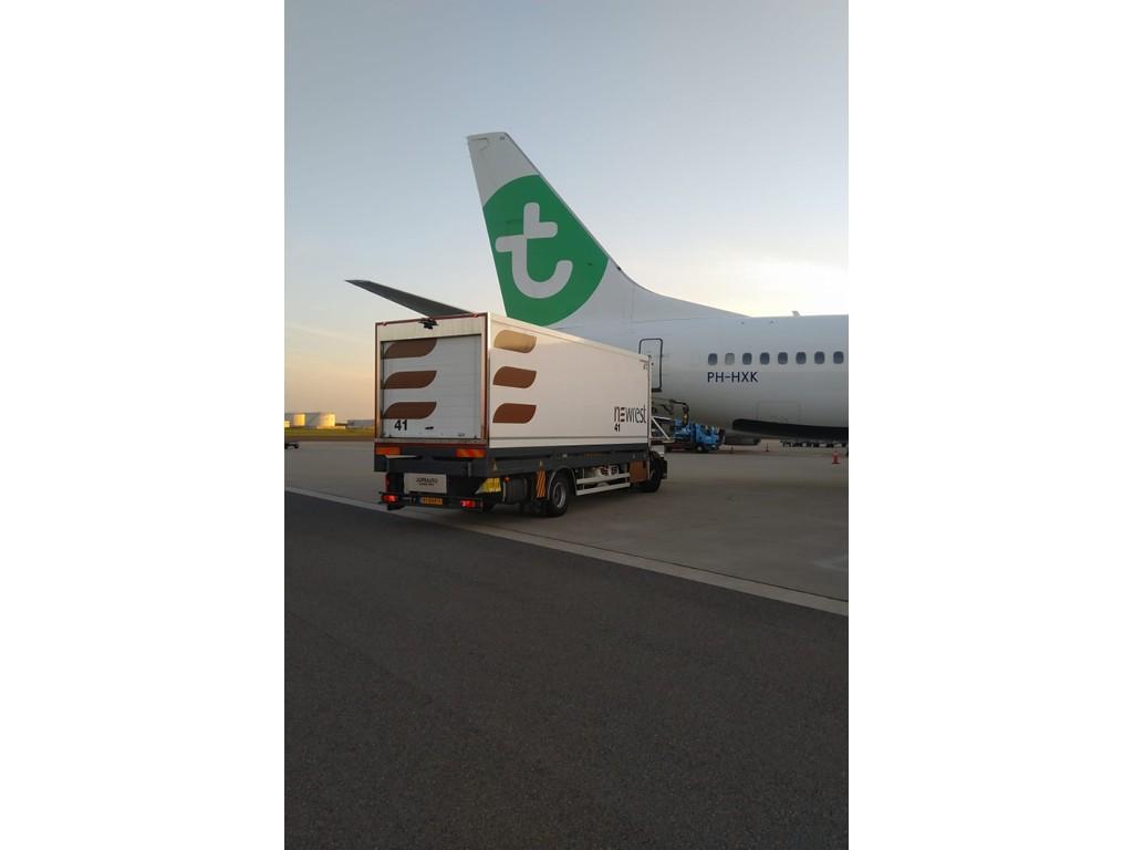 inflight catering Transavia Netherlands