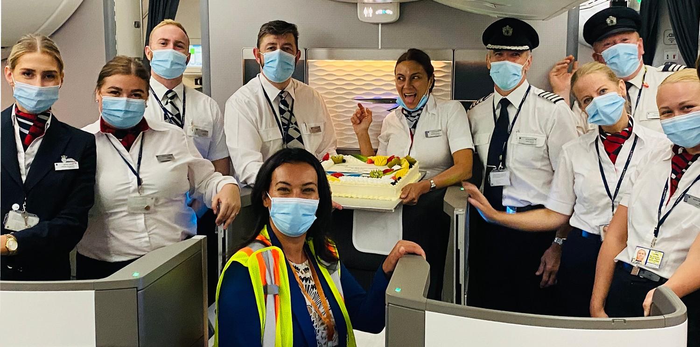 Newrest reanuda sus servicios de catering aéreo con British Airways en Montreal