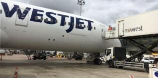 Newrest WestJet Paris