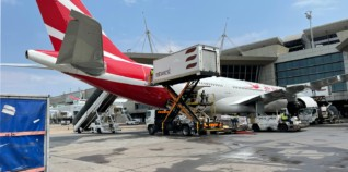 Air Mauritius catering South Africa
