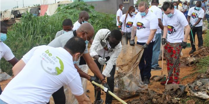 catering CSR initiatives